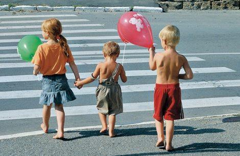 Родителям — о безопасности детей