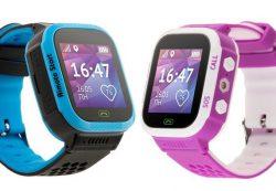 Детские часы с GPS трекером — безопасность ребенка
