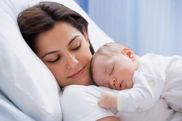 Невероятное чудо. Как меняется форма головы новорожденного во время родов