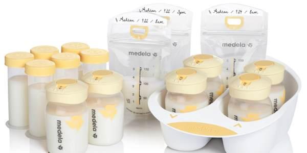 Как правильно и сколько хранить грудное молоко