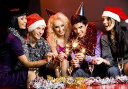 Организация рождественской вечеринки