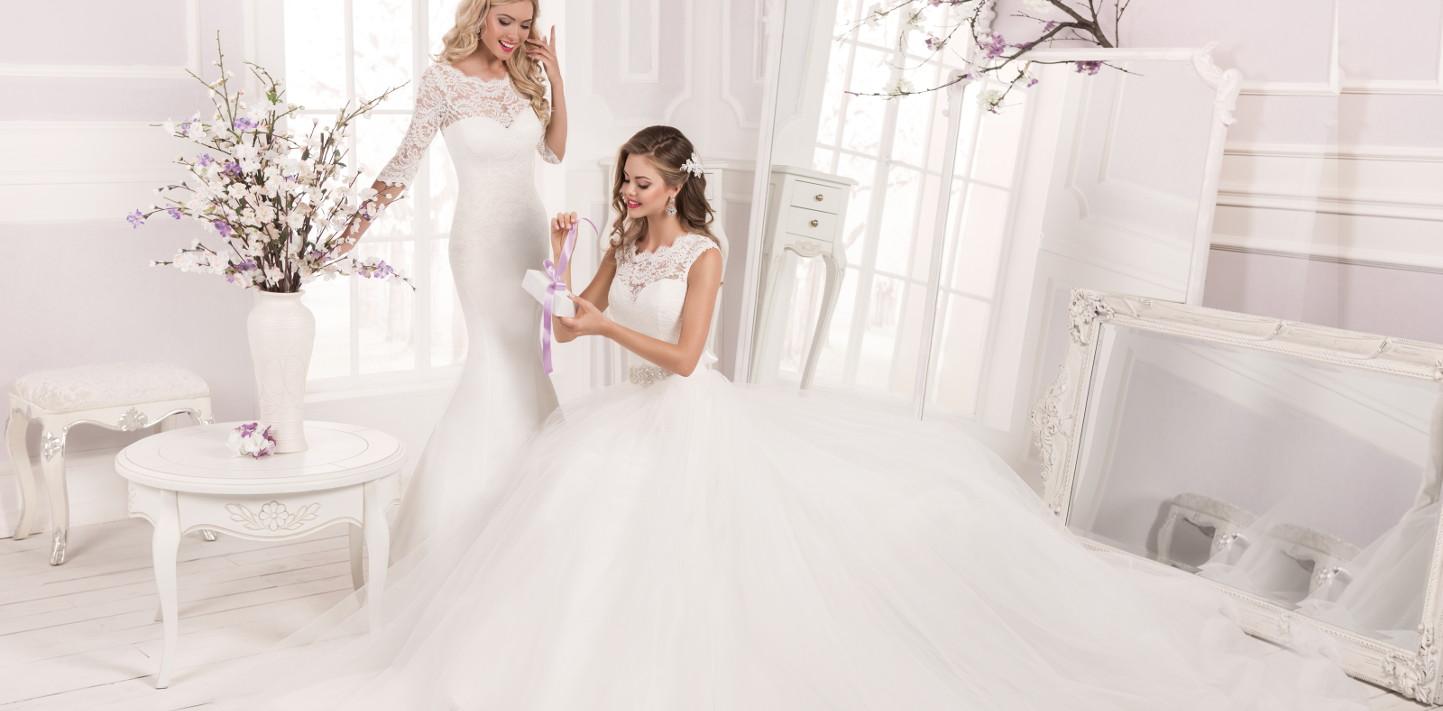 Знаменательный день. Выбор платья на свадебную церемонию