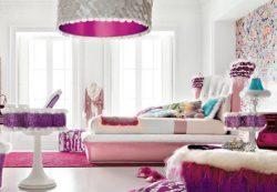 Как оформить комнату для девочки