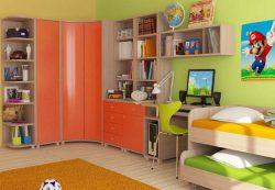 Особенности детской комнаты