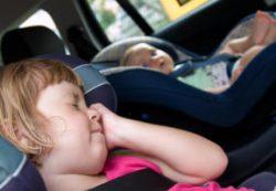 Как бороться с укачиванием в автомобиле