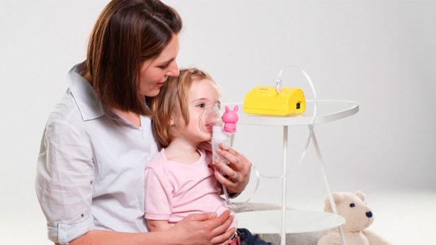 Как правильно выбрать набулайзер для детей?