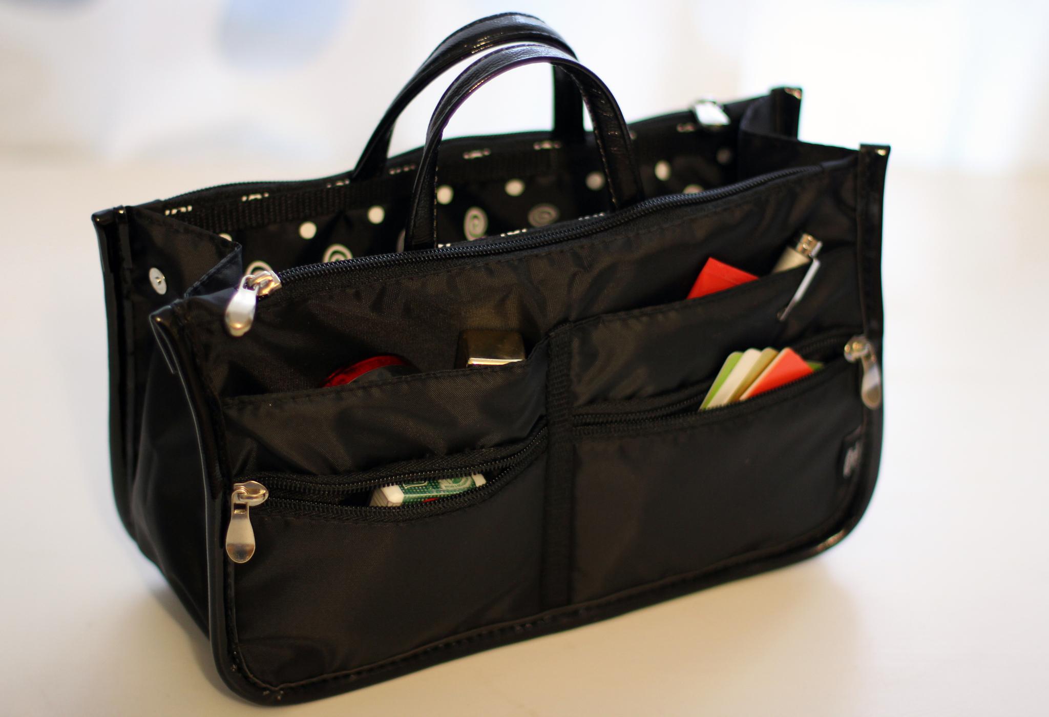 Как выбрать органайзер для сумки
