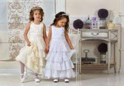Как выбрать красивое детское платье
