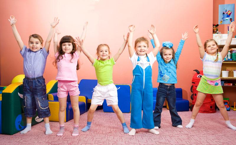 Приводите будущих гроссмейстеров в частный детский сад