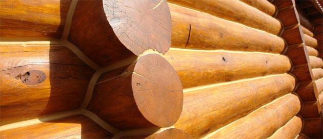 Герметик для утепления деревянных домов