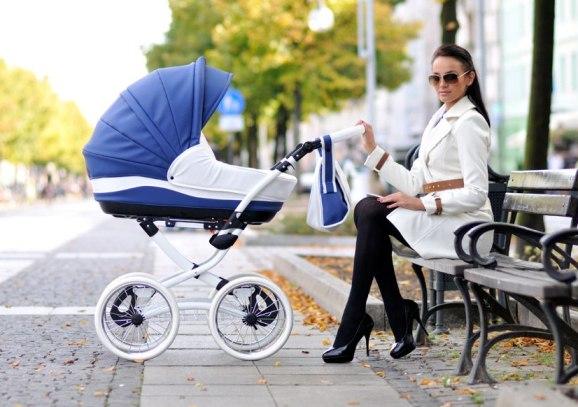 Выбираем правильную детскую коляску