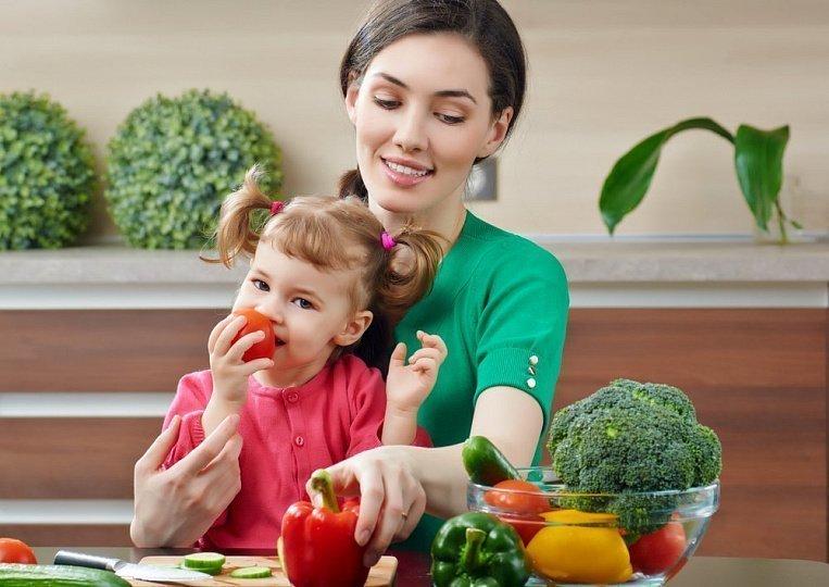 Вегетарианство для ребенка – в каком виде оно не навредит?