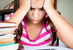 Как помочь ребенку сдать экзамен