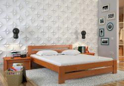 Стили деревянных кроватей
