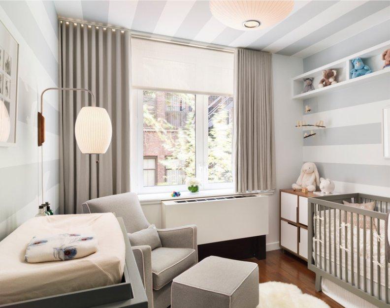 Советы по подбору штор в детскую комнату