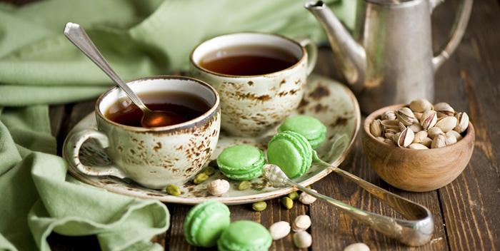 New Tea — магазин для истенных ценителей чая