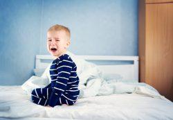 Что делать, если ребенок нервный и непослушный