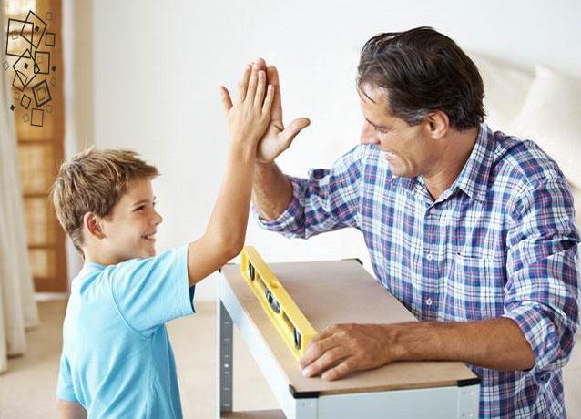 Как отцу наладить и сохранить контакт с сыном?