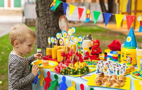 Что приготовить на День Рождения ребенка – мамина забота