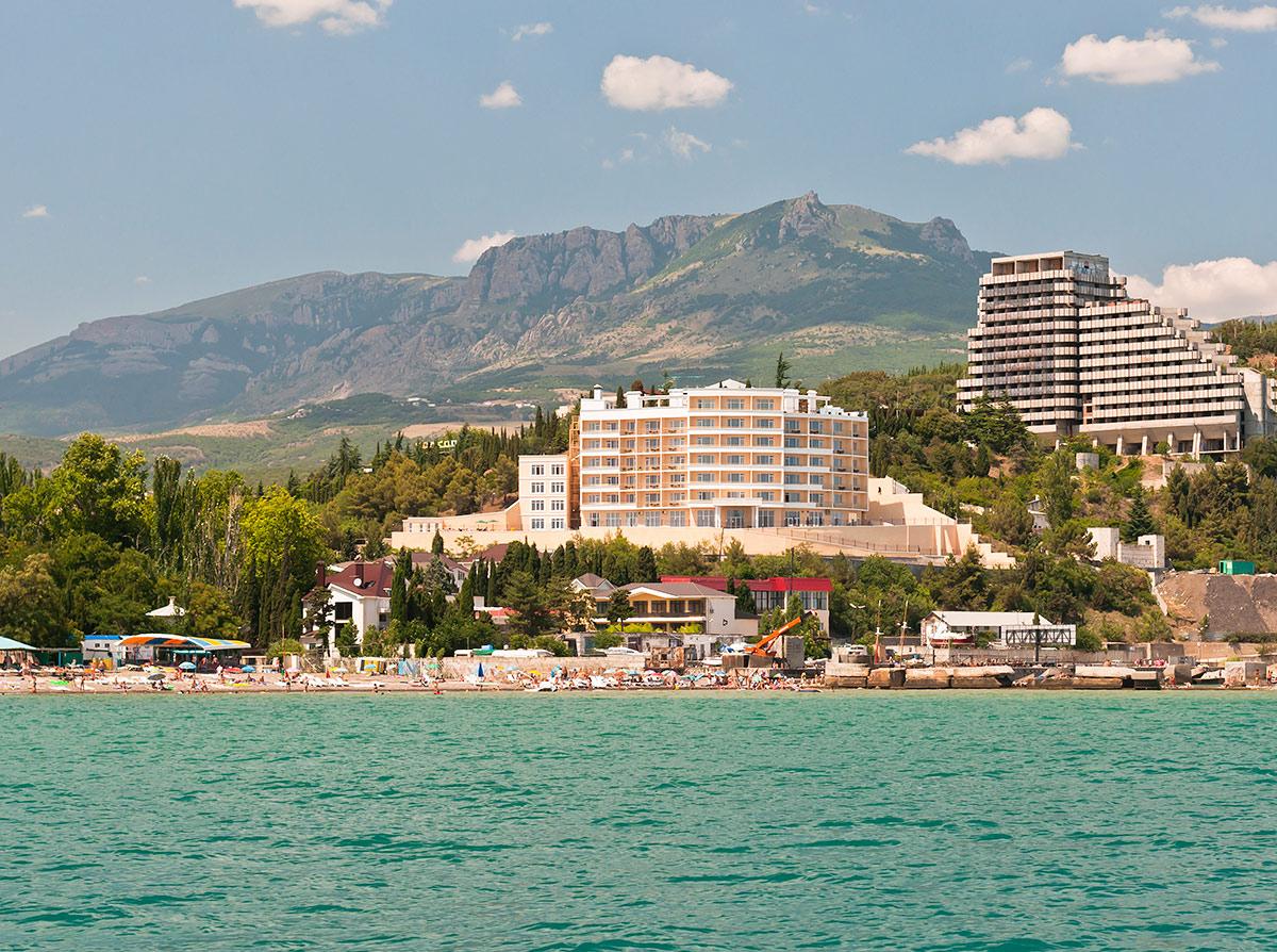 Крым, Россия: отдых с детьями