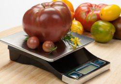 Выбор кухонных весов для дома