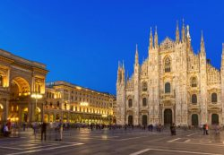 Милан как культурный город Италии