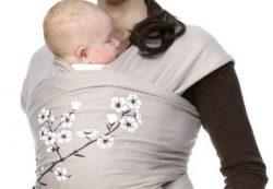 Слинг для новорожденного: какой лучше, как правильно выбрать и носить