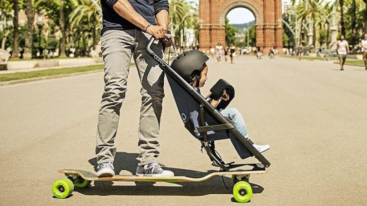 Как гулять с ребенком? Пять изобретений для активности и мобильности