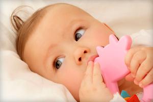 Может ли быть понос у детей при прорезывании зубов?