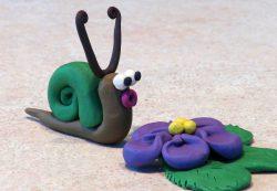 Видео уроки лепки из пластилина