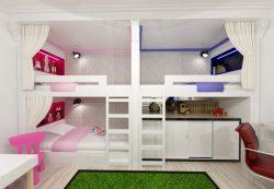 Вы планируете детскую комнату? Подключите в это своего ребёнка!