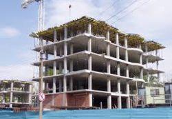 Каркасные многоэтажные дома