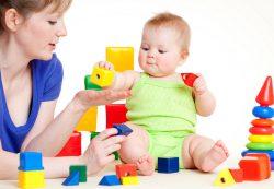 Выбираем развивающие игрушки