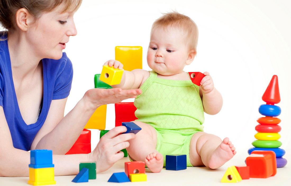 Поэтапное развитие ребёнка