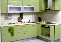 Малогабаритные кухонные гарнитуры