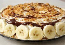 Рецепт вкуснейшего бананового торта по — французски