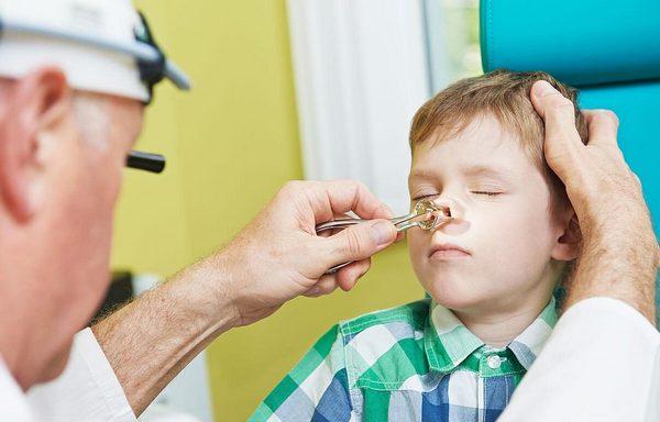 Гайморит у детей: симптомы и признаки, способы лечения
