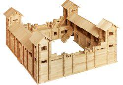Купить деревянный конструктор