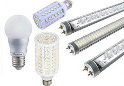 Светодиодный светильник. Технические характеристики