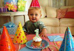 Как отпраздновать годик ребенка