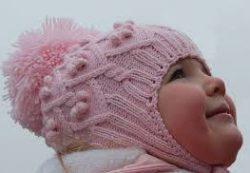 Детская шапка – чтобы ушки не болели!