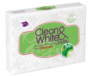 DURU Clean&White — мыло, которое вам обязательно понравится