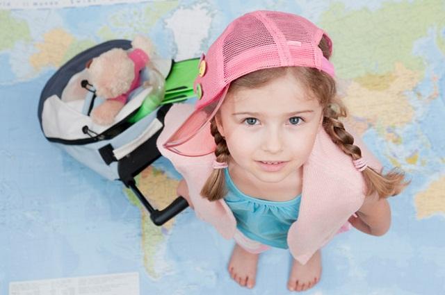 Собираем ребенка в детский лагерь