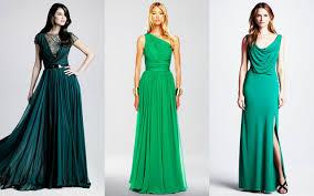 Как подобрать цвет вечернего платья