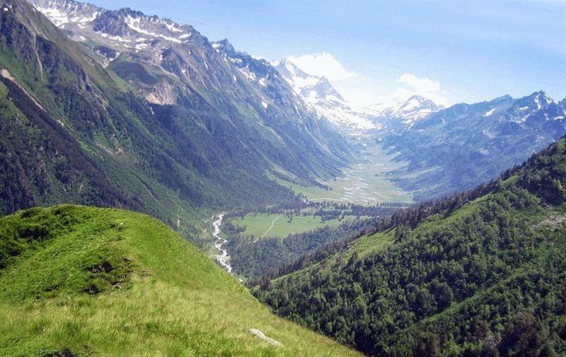 Сарматские горы: оздоровление и отдых