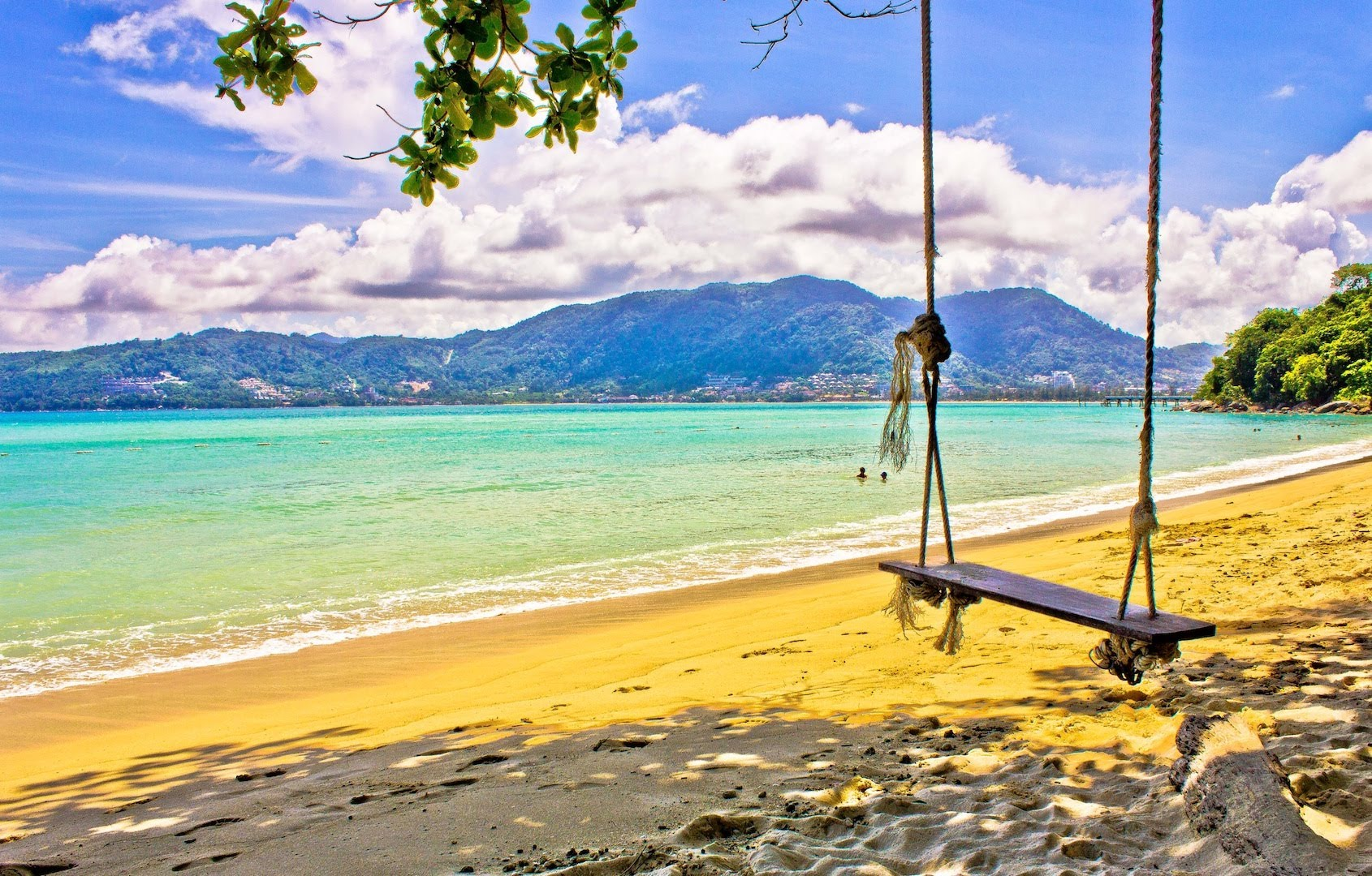 Красивые пляжи на Пхукете