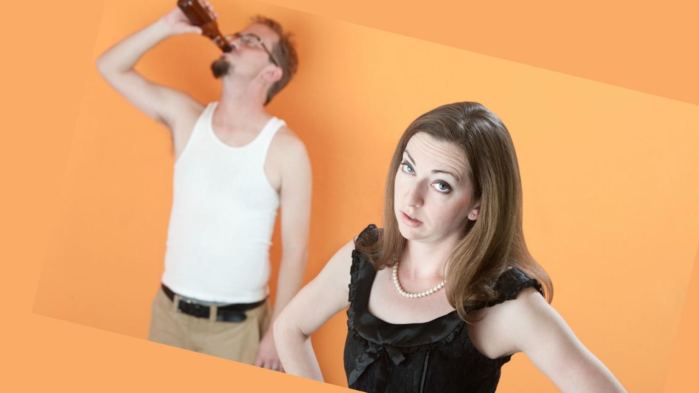Как помочь мужу-алкоголику?