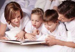 Почему важно читать книги своим детям