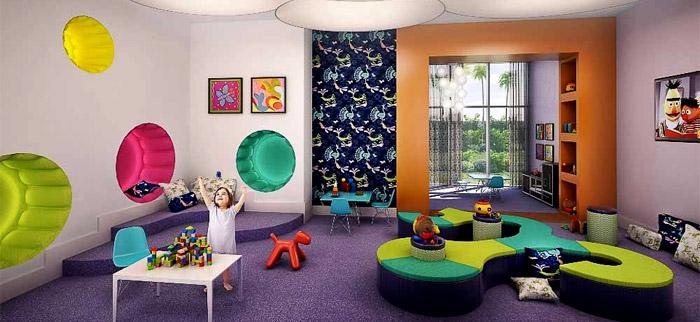Создать комнату мечты для ребенка?