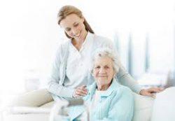 Квалифицированная помощь пожилым родственникам
